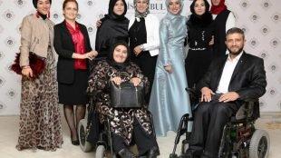 Halepli kadınlar için Tesettür alışveriş festivali